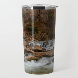 Virgin_River Falls 0898 - Zion Court Travel Mug