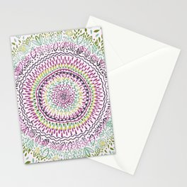 Intricate Spring Stationery Cards