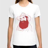 cowboy T-shirts featuring Cowboy by David Penela