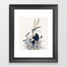 Entomophagy #1 Framed Art Print