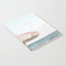 Pink Umbrella Notebook