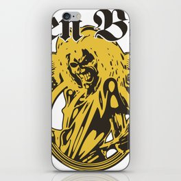 Maiden Brigade iPhone Skin