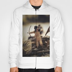 Tom Feiler Bow and Arrow Hoody
