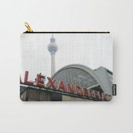 Berlin Alexanderplatz Carry-All Pouch