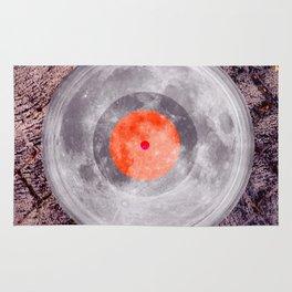 LP Moon Over Lava Dance Floor Rug