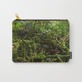 Deep in the rain forest Carry-All Pouch
