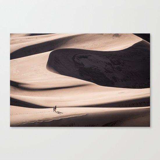 desert dune 2  Canvas Print