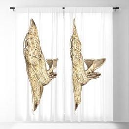 Angel shark Blackout Curtain