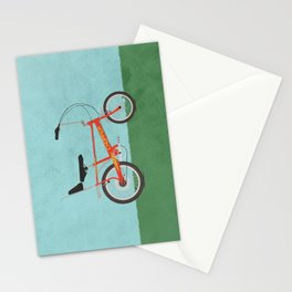 Chopper Bike Stationery Cards