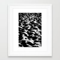 sand Framed Art Prints featuring Sand by Joao Bizarro