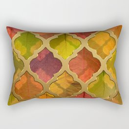 Glow of Autumn Rectangular Pillow