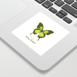 Ulysses Butterfly 11 Sticker