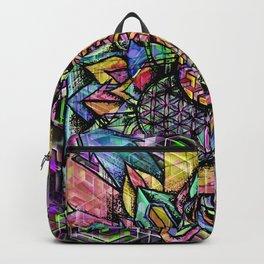 Mandala #1092a Backpack