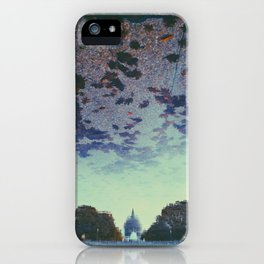 Reflecting On the Capital iPhone Case