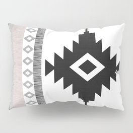 Pueblo in Pink Pillow Sham