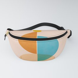 Abstraction_SUN_Rising_Minimalism_001 Fanny Pack