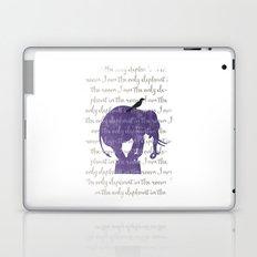 the only elephant Laptop & iPad Skin