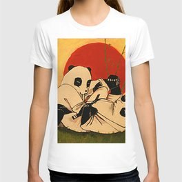 JIU JITSU PANDAS T-shirt
