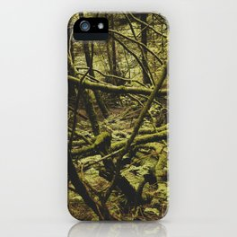 stanley park (4) iPhone Case