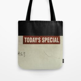 Today's Special Tote Bag
