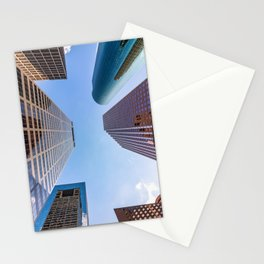 In a world of giants Stationery Cards