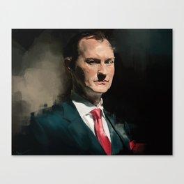 Mycroft H. Canvas Print