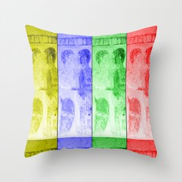 Join to Life Throw Pillow