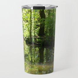 South Carolina Wetlands Travel Mug