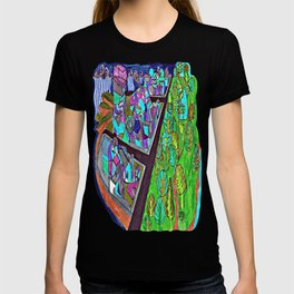 City Divide T-shirt