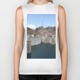 Hoover Dam And Lake Mead Biker Tank