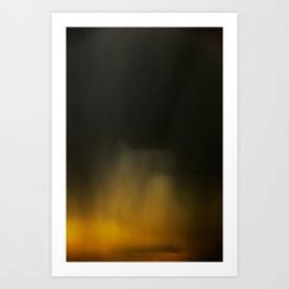 Gloomy Sky 0014 Art Print