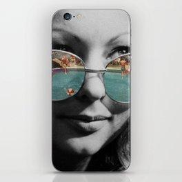 The Pool iPhone Skin