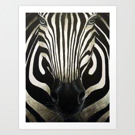 Maze II Art Print