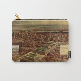 Pennsylvania Station 1910 Carry-All Pouch