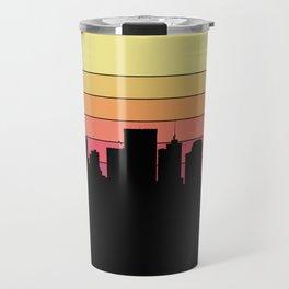 Richmond Skyline Travel Mug