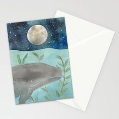 Sleep well Stationery Cards