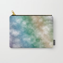 Rainbow marble texture 2 Carry-All Pouch