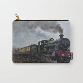 Rood Ashton Hall steam locomotive Carry-All Pouch
