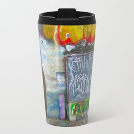 Norvegian owl Travel Mug