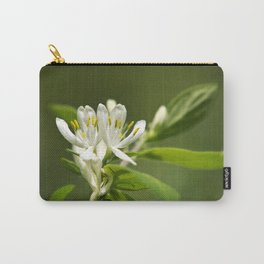 Honeysuckle Flowers Carry-All Pouch