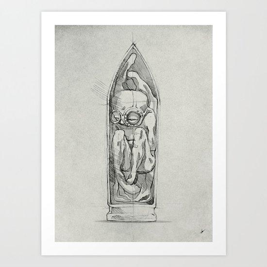 SoUL I. Art Print