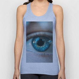Eye of the storm Unisex Tank Top