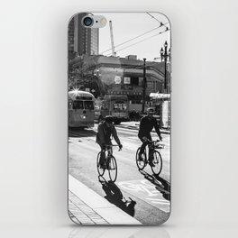 San-Francisco Transportation iPhone Skin