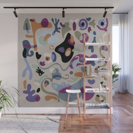 Wobbly Wall Mural