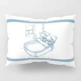 Cup O' Coffee NYC Style_sardines Pillow Sham