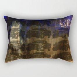 Death Of Detroit  Rectangular Pillow