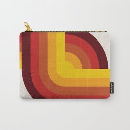 Retro Corners  Carry-All Pouch