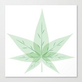 hemp Canvas Print