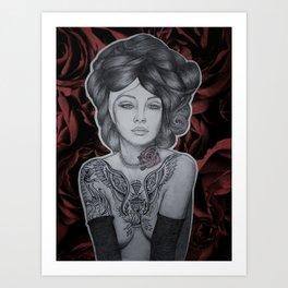 Gogo - Brighter Art Print