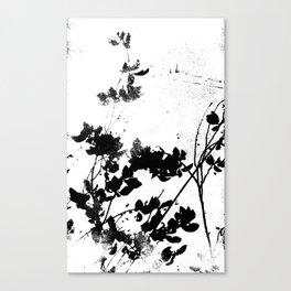 Floral Remains #Society6 #decor #buyart Canvas Print